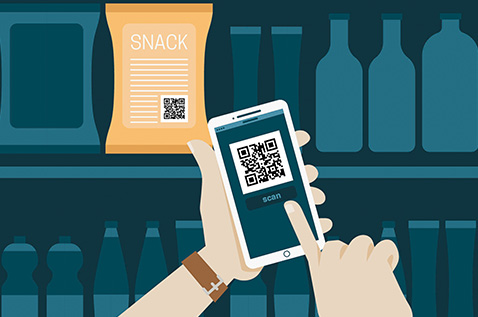 Advantages of Using QR Codes...
