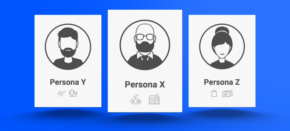 The limitations of testing personas: should we even use them?