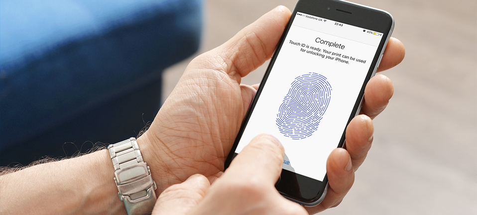 Biometric authentication is shaping the future of mobile
