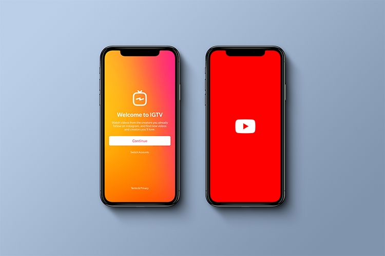 IGTV and Youtube: differences and similarities between the two platforms