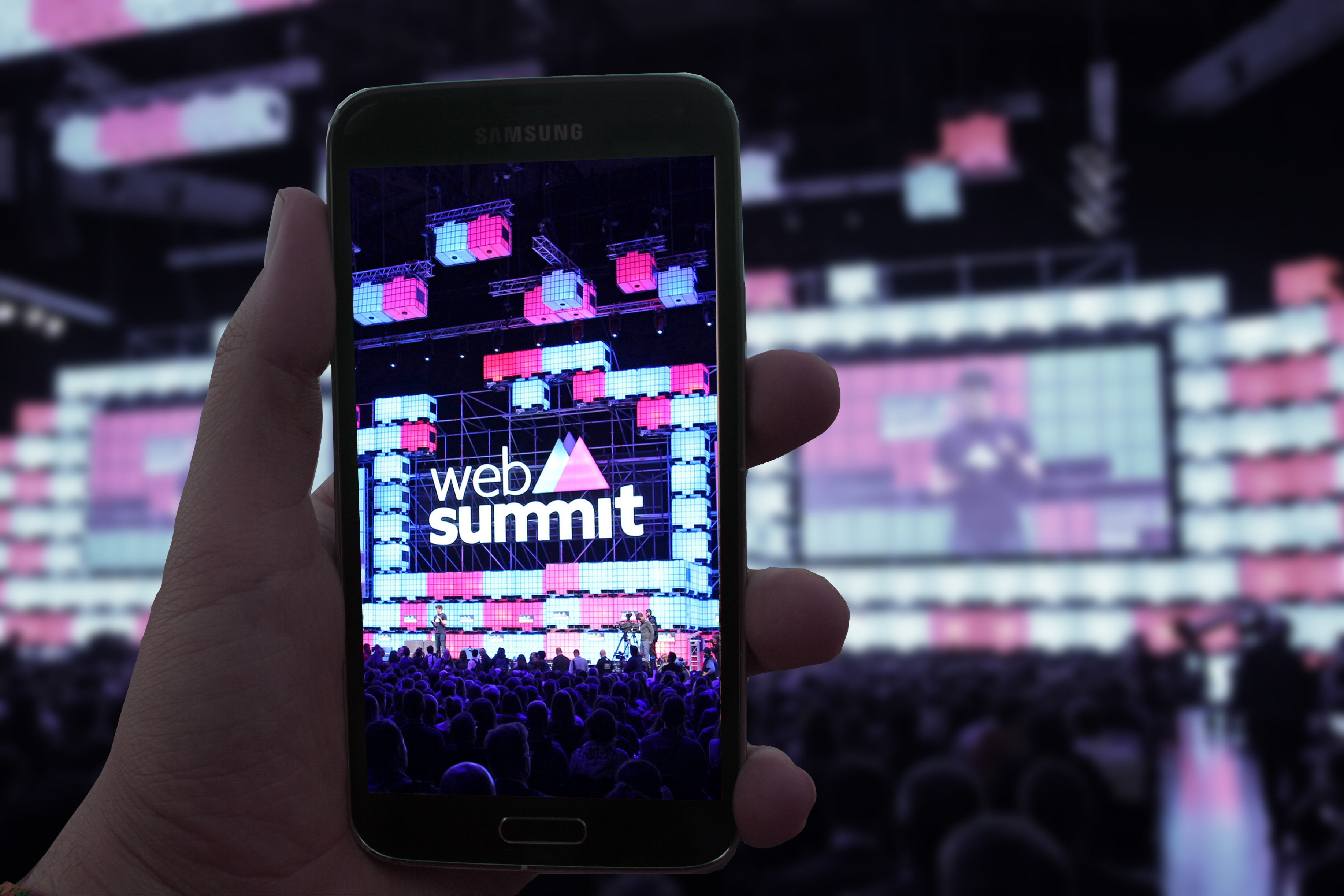 The next Web Summit will happen in Lisbon and Luís Figo is one of the speakers